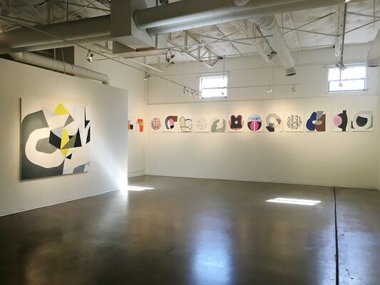 Marcelyn McNeil - Love & Theft, installation view
