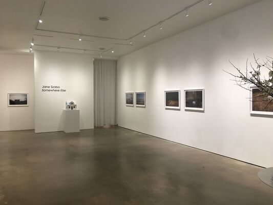 Somewhere Else, installation view