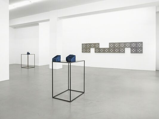 Bettina Pousttchi - Ceramics, installation view