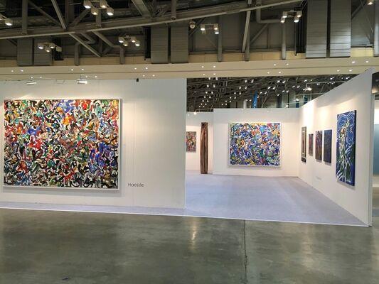Kips Gallery at Art Busan, installation view