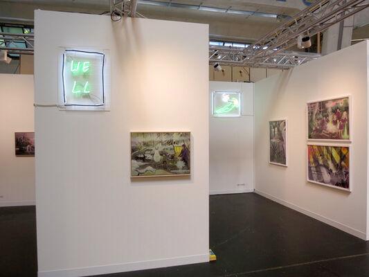 Galerie Kleindienst at VOLTA13, installation view