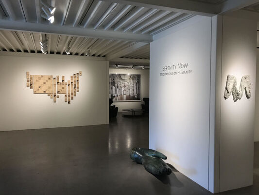 Serenity Now: Meditations on Humanity Lisa Sette Gallery 35 Year Anniversary Exhibition, installation view
