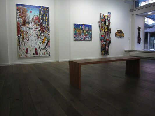 M.S.Bastian/Isabelle L., installation view
