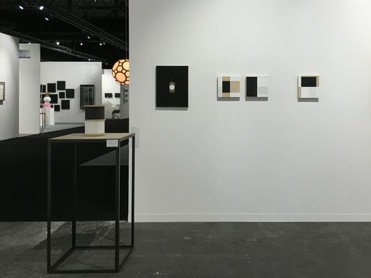 Bartha Contemporary at artgenève 2016, installation view