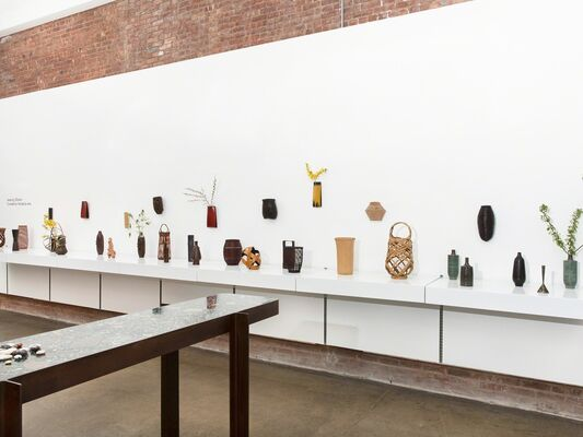 Leaping Objects | Curated by Mirabilia Arts, installation view