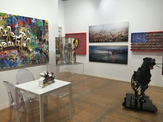 Contessa Gallery at Art Southampton 2016, installation view