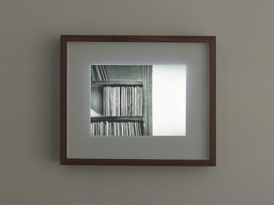 Hiraki Sawa: Man in Camera, installation view