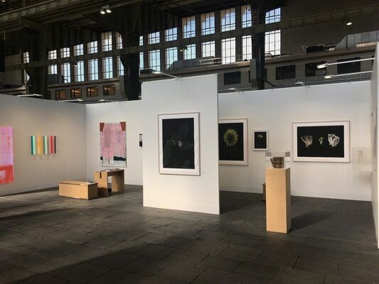 Galerie Judith Andreae at POSITIONS BERLIN 2018, installation view