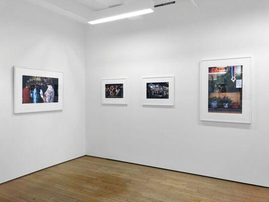Fred Herzog - Modern Color, installation view