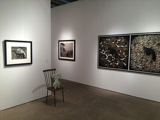 P.P.O.W at EXPO CHICAGO 2016, installation view