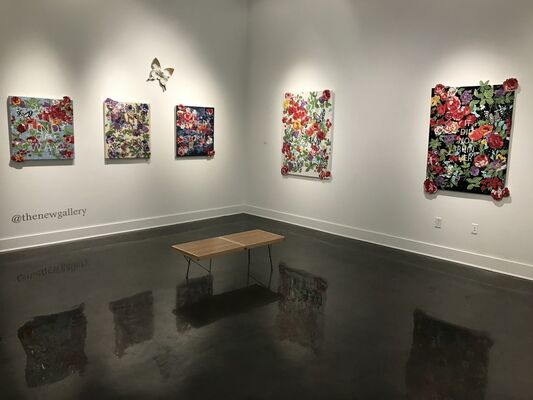 Stephanie Hirsch, After the Storm, installation view