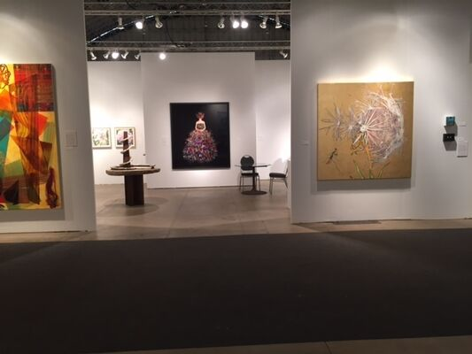 Nancy Hoffman Gallery at EXPO CHICAGO 2017, installation view