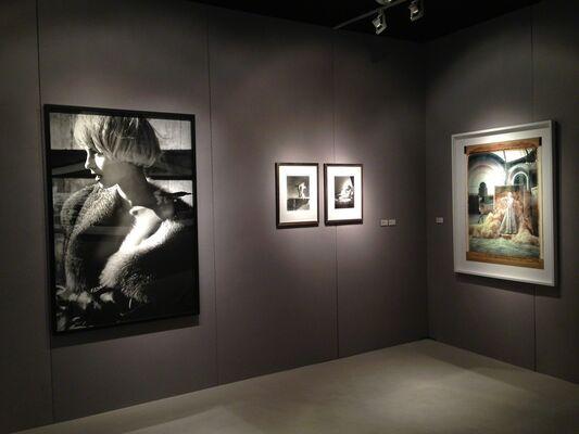 Holden Luntz Gallery at Palm Beach Jewelry, Art & Antique Show 2016, installation view