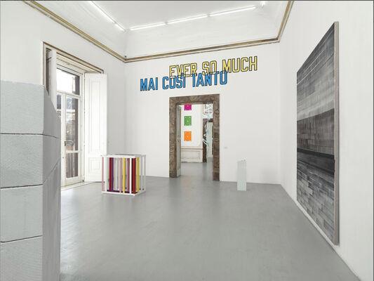 Alfonso Artiaco at Art Basel Hong Kong 2020, installation view