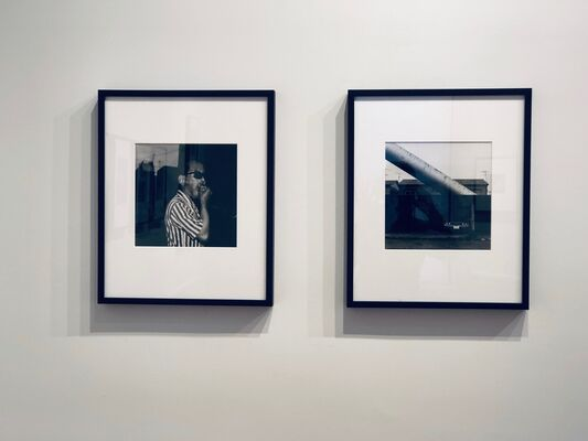 The Legacy of ISSEI SUDA (1940-2019): Human Memory, installation view