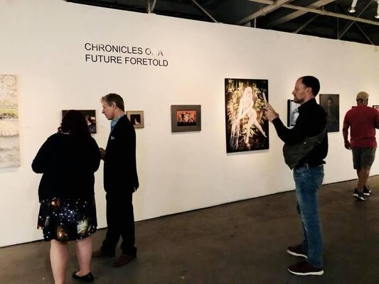 Chronicles of a Future Foretold, installation view