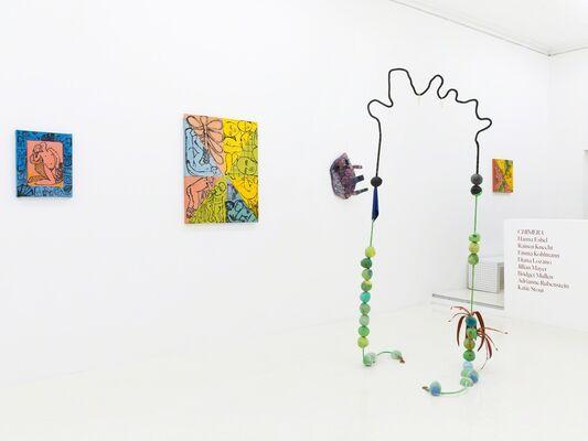 CHIMERA, installation view