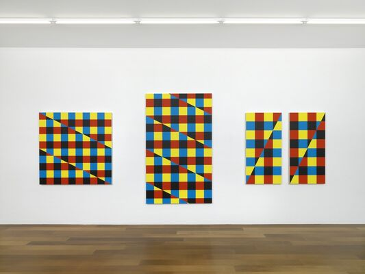 Stéphane Dafflon | MAGIC EYE, installation view