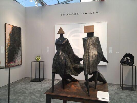 SPONDER GALLERY at Art Concept, installation view