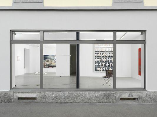Galerie Maria Bernheim at miart 2016, installation view