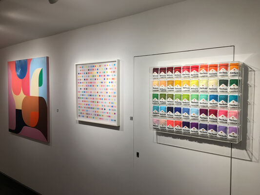 CHROMA: Summer Group Exhibition, installation view