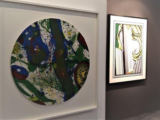 Gilden's Art Gallery at London Art Fair 2020, installation view