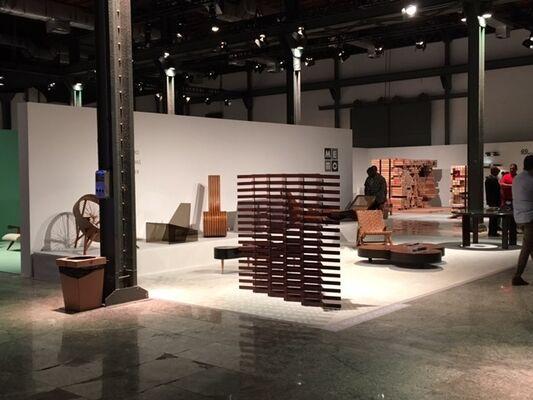 Mercado Moderno at ArtRio 2016, installation view