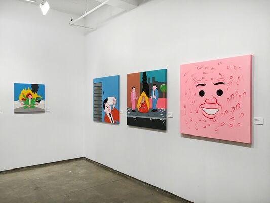 Joan Cornellà: A New York Solo Exhibition, installation view