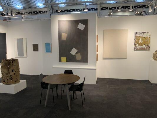 Blond Contemporary at London Art Fair 2020, installation view