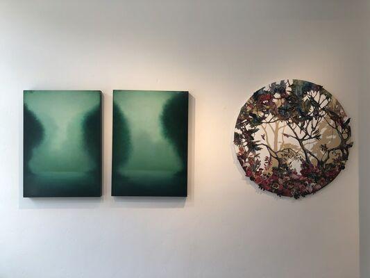 Garden of Eden, installation view