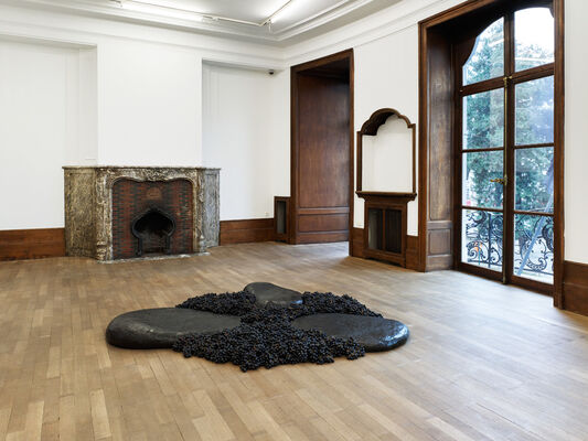 Solange Pessoa: In the Sun and the Shade, installation view