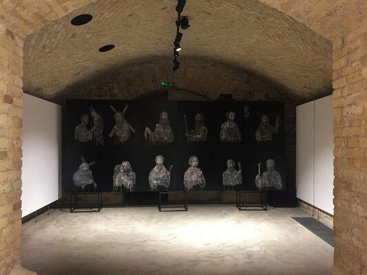 Twelve, installation view