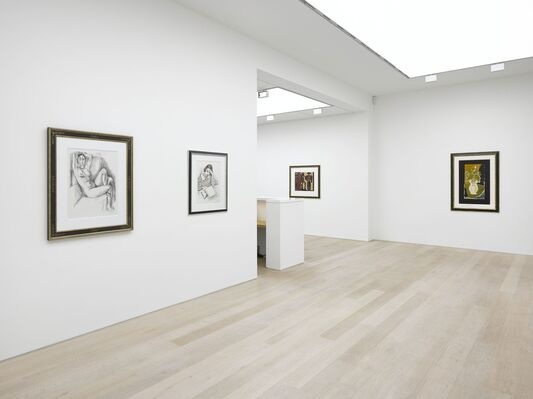 Muse & Motif, installation view