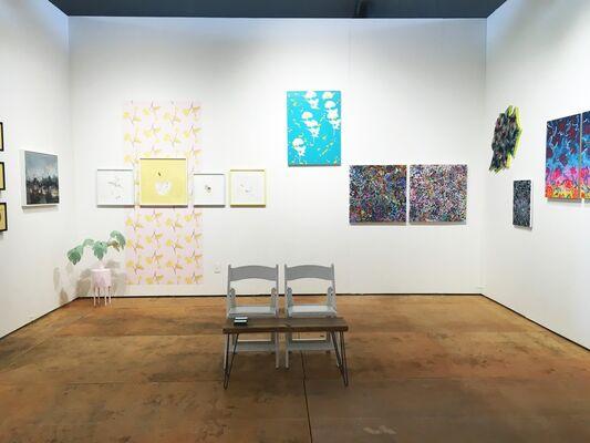 VICTORI+MO CONTEMPORARY at Market Art + Design 2016, installation view