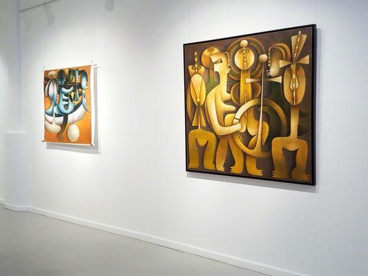 Pachamama, installation view