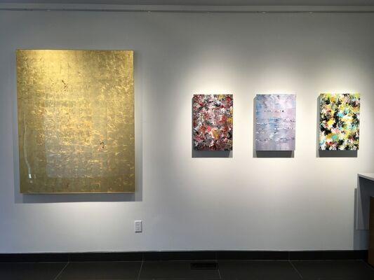 MICHAEL BURGES, installation view