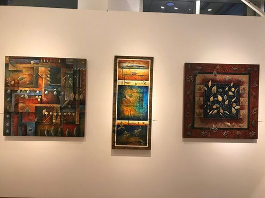 "Kim Walker ""Revisited"", installation view"