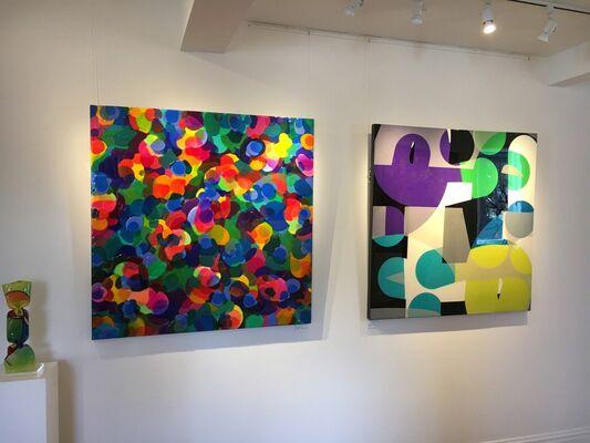 "Exhibit Alberto MURILLO - ""New Works"", installation view"