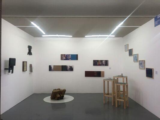 Proyecto NASAL at Art Lima 2019, installation view
