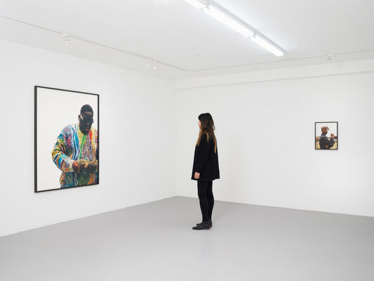 American Images, installation view