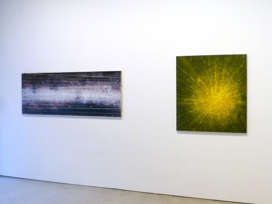Sympathetic Strings, installation view