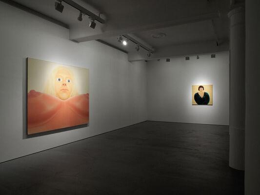 Hilo Chen: The Bather of Valpincon, installation view