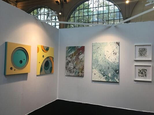 MAGMA gallery at YIA ART FAIR #7 - 2016 (Paris), installation view