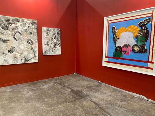 Mariane Ibrahim Gallery at ZⓈONAMACO 2020, installation view