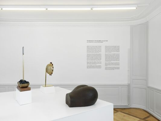 Yarisal & Kublitz - The Remains of the Geldberg Collection, installation view