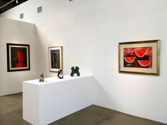 Rufino Tamayo: Graphics, installation view