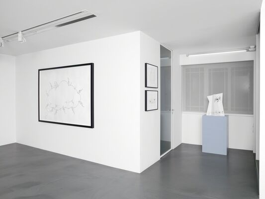 Viewing Room | Jim Shaw: Drawings, installation view
