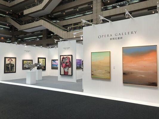 Opera Gallery at Art Taipei 2019, installation view