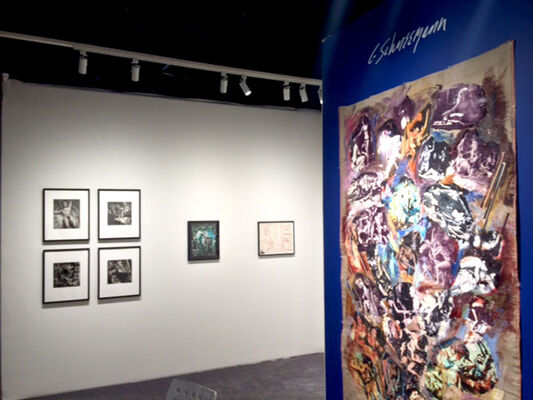 P.P.O.W at ADAA: The Art Show 2016, installation view