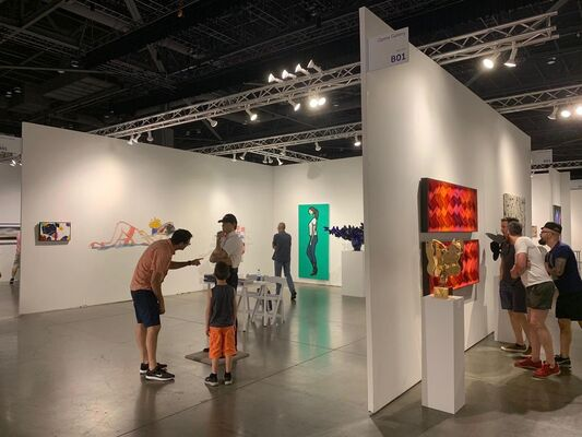 Opera Gallery at Seattle Art Fair 2019, installation view